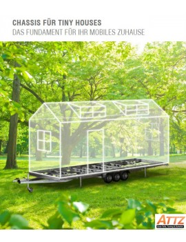 CHASSIS FÜR TINY HOUSES